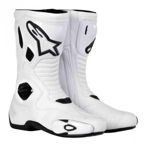 ALPINESTARS SMX-5 Boots White £99.99 @ Hein Gericke