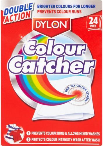 Dylon Colour Catcher (24 sheets) £2.00 @ Tesco