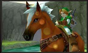 Zelda: Ocarina of Time 3DS £19.99 via download from Nintendo eShop!