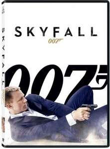 James Bond Skyfall DVD @ Sainsbury's £7.00 When you spend £30 instore (18th February) at Sainsbury's