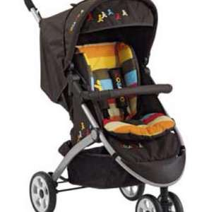 Cosatto Yoga 3 Wheeler Pushchair - Multi-Coloured  £89.99 @ Argos
