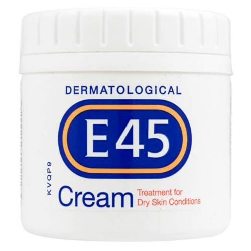 E45 Half Price @ Morrisons eg.  Cream tubs, Lotion pump etc