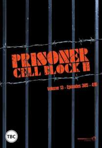 Prisoner Cell Block H (DVD) Box Sets [Vol. 1 - 16] = £10.95 each delivered @ TheHut