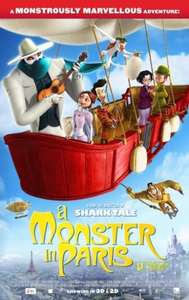 A Monster In Paris / Brave / Hotel Transylvania / Ice Age 4: Continental Drift / Madagascar 3: Europe's Most Wanted / Rise Of The Guardians tickets only 90p this weekend @ Cineworld