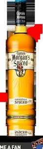 Captain Morgan's Spiced Rum @ £10.00 at ASDA