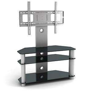 Glass TV Stand/Bracket for 32 to 52 inches Plasma LCD TV  £59.99 Free P&P Ebay  lcd-wall-brackets