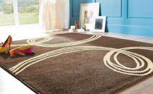 Large Rugs 2.3m x 1.7m - 3 designs - @ Lidl for £29.99