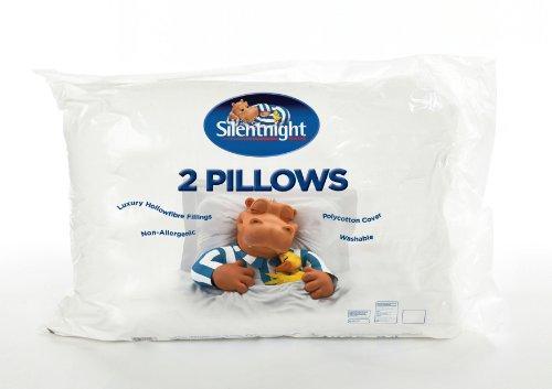 Silentnight super soft springy pillow pair £4.50 @ Sainsbury's