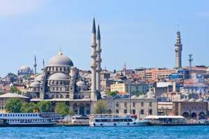 Flights from London to Istanbul for only £87 – round trip incl. taxes with Turkish Airlines