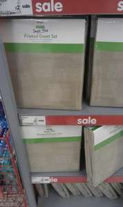 Single Duvet Cover & Pillowcase - £2 Instore @ Asda
