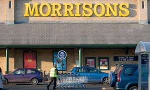 Morrisons Take Away Indian Curry Dishes £1.75, Rice (55p) & Side Dishes Half Price (from 37p)