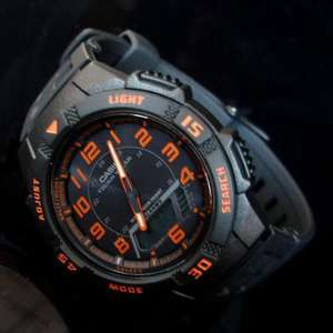 Casio Solar Powered Watch £20.79 (£16.63 with fashion newsletter discount code) delivered from Amazon