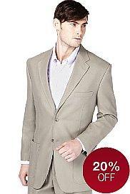 M&S 20% off Mens Suits