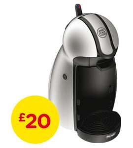 Dolce Gusto Piccolo Coffee Machine - INSTORE at Makro £20 + VAT