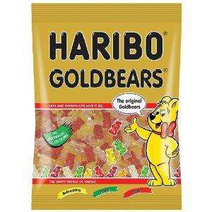 Box of 12 x 160g Packets of Haribo Gold Star Bears now £5.40 del @ Amazon (using subscribe & save or £6 without using it)