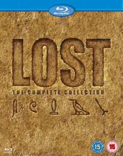 Lost - Seasons 1-6 Complete Box Set Blu-ray@zavvi 39.99 free delivery