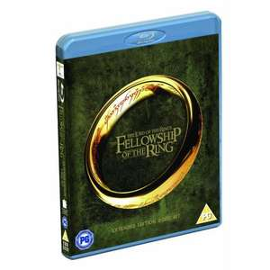 Lord of the Rings - Extended Edition Blu-rays - £8.99 each delivered @ Base.com