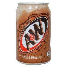 A&W Root Beer 70p per can @ Tesco