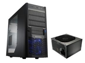 Coolermaster Elite 430 All Black Case With Elite 500W PSU £41.26 @Ebuyer