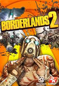 Borderlands 2 (PC Download) £9.60 with code @ Greenman Gaming