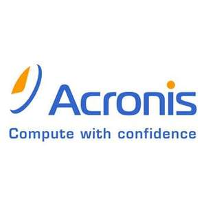 Acronis True Image 2013 for only £14.36 @ scan