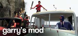 Garrys Mod £1.49 / Counter Strike Source & Garrys Mod £3.74 @ Steam