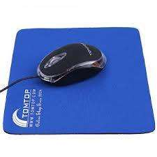 Get a free mouse pad!