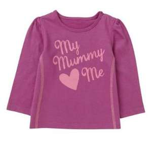 Baby Clothing @ Mothercare - £1.25