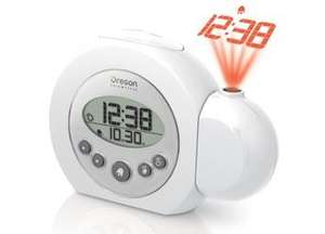 ColourBerry Projection Clock - White  £18.99 plus postage Oregon Scientific