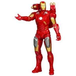 Buy The Avengers Repulsor Strike Iron Man Action Figure £10.99 at Argos.co.uk