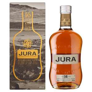 Isle Of Jura 16 Year Old Malt Whisky 35Cl £12.65 @ Tesco