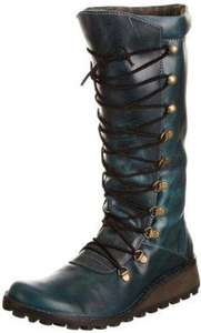 Fly London Womens Maos Boot Leather from 26.00 delivered @ Amazon