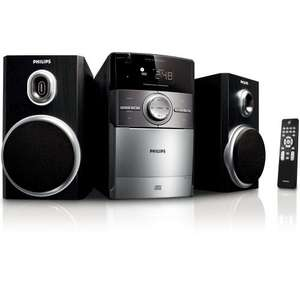Philips MC147/05 Micro Hi-Fi System (£32.49) @Sainsburys