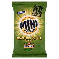 50g McVitie's Branston Pickle Mini Cheddars 19p @ B & M bargains