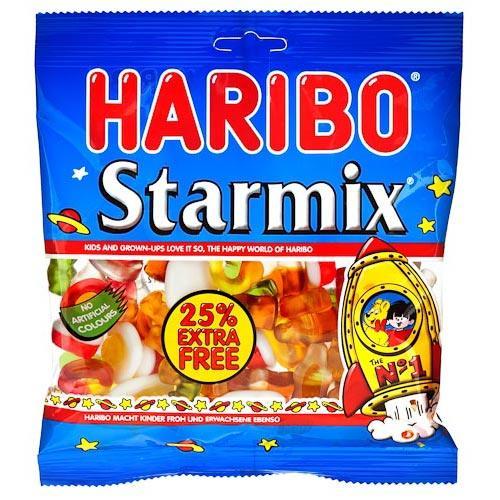 Haribo Starmix 275g £1 @ Poundland