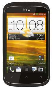 Tesco Mobile HTC Desire C  500mins/5000txt/500mb for £10mth x 24 = £240 (-£20.20 TCB)  @ Tesco