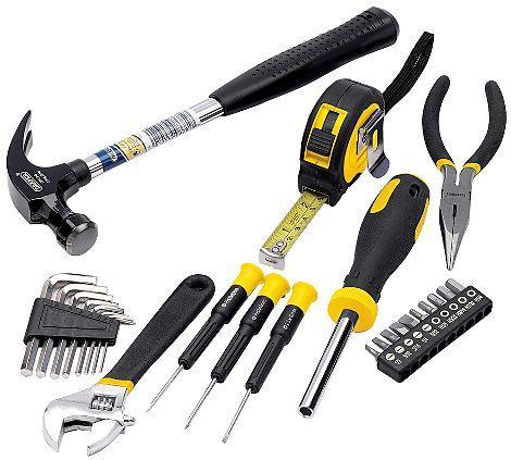 Draper 26 Piece Home Tool Kit - £14.00 Click + Collect @ Asda