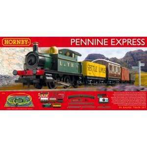 Hornby Pennine Express Train Set £39.99 Argos!!