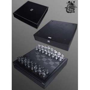 Street Fighter 25th Anniversary Chess Set 284.70 incl delivery (High Quality. Limited to 5000) from Play-Asia