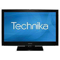 "Technika 24-E242COM 24"" Widescreen Full HD 1080p LED Backlit TV/DVD Combi with Freeview TESCO in-store & online £148 / £138 with code"