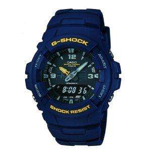 Casio G-Shock Mens Watch G-100-2BVMUR (42.74 GBP possible 34.19 GBP after 20% off) @ Amazon