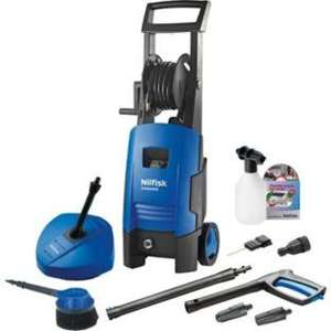 Nilfisk Centennial Pressure Washer - 1650W comparable to c120 £99.99 @ Argos