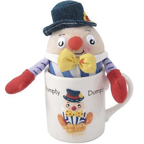 Aynsley Nursery Rhyme Collection - Humpty Dumpty Mug & Soft Toy  £7.50 delivered Debenhams