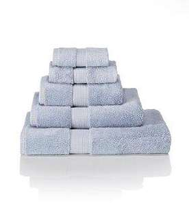 M&S TOWELS WAS 22.50 NOW 1.60 to £12 FREE NEXT DAY STOR DELIVERY!