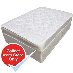 Double damask mattress £69.99  from homebargains