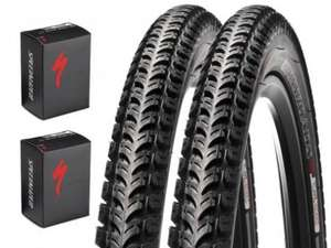 SPECIALIZED  26X1.95 SPECIALIZED CROSSROADS ARMADILLO TYRE BUNDLE £55 @ Dales cycles