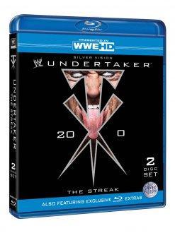 WWE Undertaker : The Streak Blu Ray  £6.99 - From Silvervision