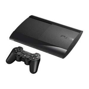 playstation  3 super slim with code £139 online @Tesco