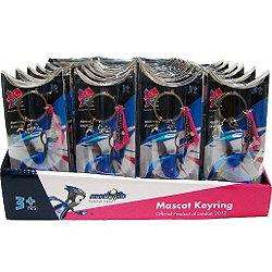 London 2012 Mandeville Paralympic Mascot - 32 Keyrings Value Pack - Tesco - £16