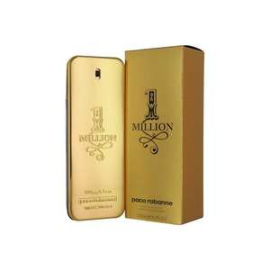 Massive 200ml Paco Rabanne 1 Million for Men cheapest ever £47.31 delivered with code @ amazon